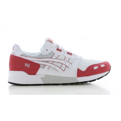 asics sneakers dames rood
