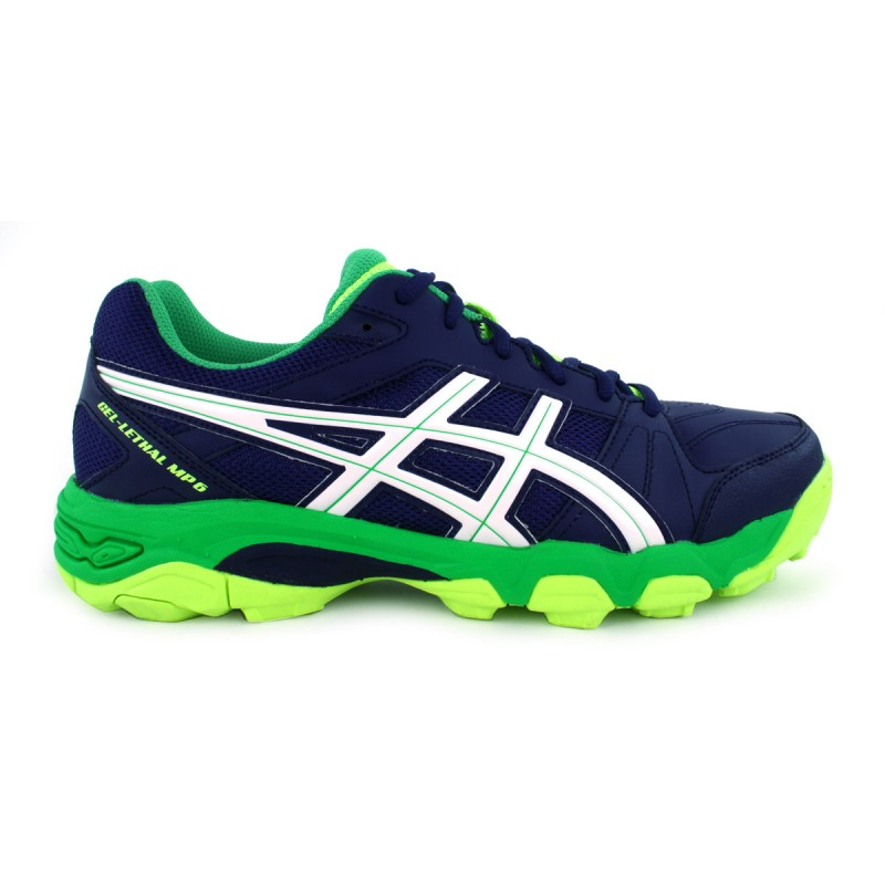 asics gel lethal mp6 heren